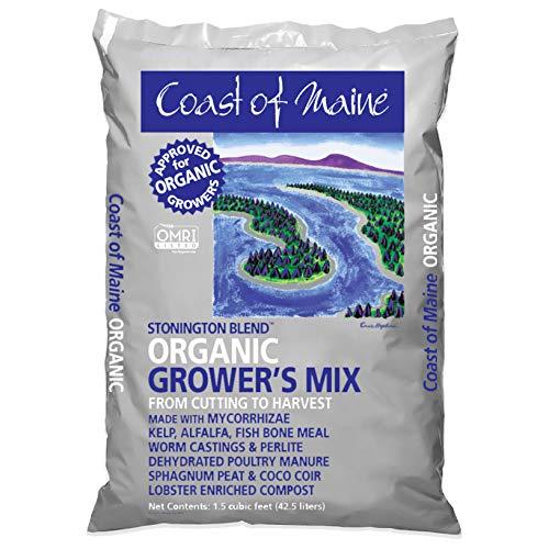 Coast of Maine - Platinum Grower's Mix, Super Soil