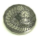 Dice Dungeons Purple Worm (4 in) Gargantuan Sized Monster Coin Token for RPG Gaming