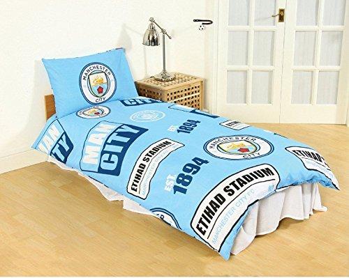 Manchester City F.C. Single Duvet