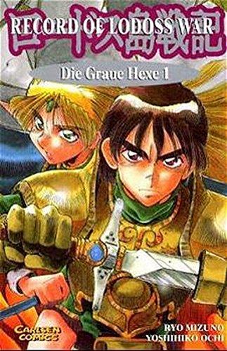 Record of Lodoss War, Die graue Hexe, Bd.1