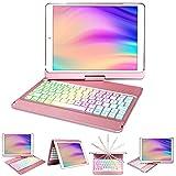 iPad Case Keyboard 10.2 for iPad...