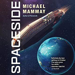 Spaceside cover art