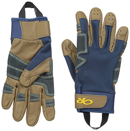 Outdoor Research Direct Route Gloves, Dusk/Coyote, Medium