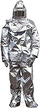 Aluminiumfolie Hittebestendig Vuurvast Kleding 1000 Graad Centigrade Vuurvast Pak