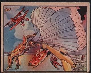 1938 Gum Inc Horrors of War (Non-Sports) Card# 107 Japanese Machine-gun Enemy Air Pilot VGX Condition