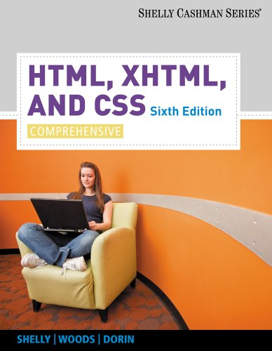 HTML, XHTML, and CSS: Comprehensive (Available Titles...