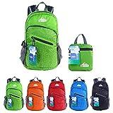 EGOGO Multifunzione 25L Zaino Trekking Pieghevole Peso Leggero Daypack per Sportivo Outdoo...