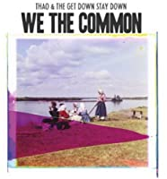 We the Common [12 inch Analog]