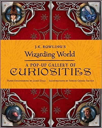 J.K Rowling Wizarding World. A...