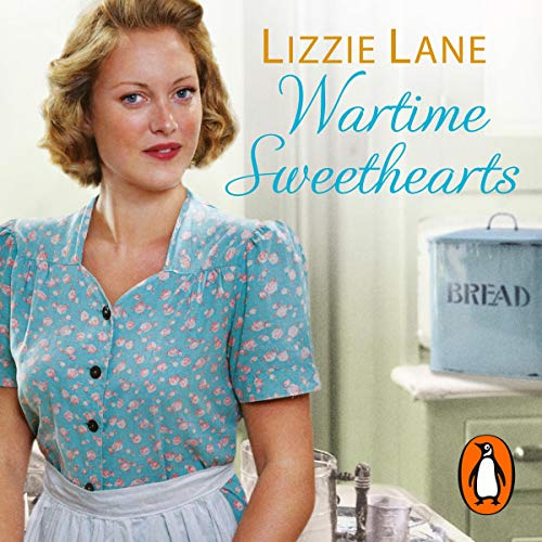 Wartime Sweethearts audiobook cover art