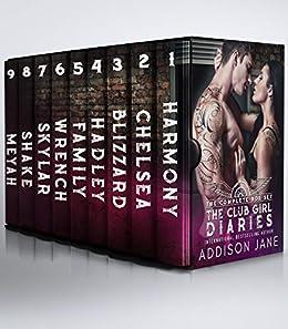 The Club Girl Diaries Box Set by [Addison Jane]