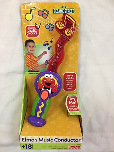 Why Should You Buy Sesame Street Fisher-Price Elmo's Music Conductor