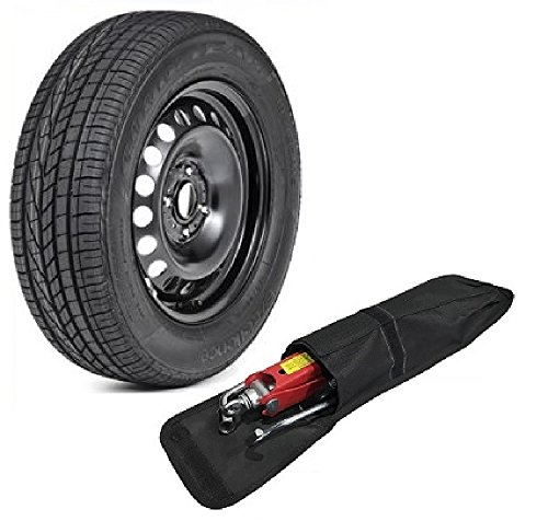 Corsa (2008-aujourd'hui) 15'' de roue de secours et kit d'outils 185/65R15