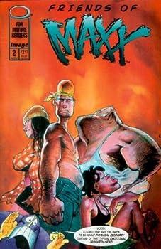 Comic FRIENDS OF MAXX #2 Book