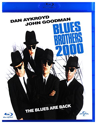 Blues Brothers 2000 [Blu-Ray] [Region B] (Deutsche Sprache. Deutsche Untertitel)