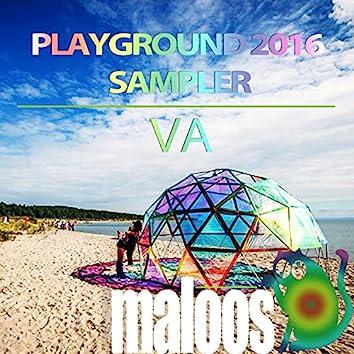 Playground 2016 Sampler