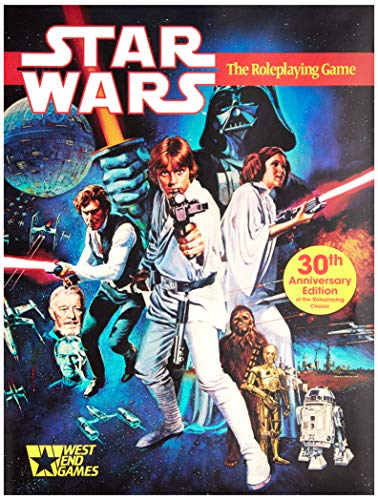 Star Wars: The Role Playing Game Anniversary - $30.12 (Amazon)