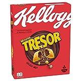 Kellogg's Tresor Choco Nougat Cerealien | Einzelpackung | 375g -