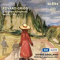 Complete Symphonic Works 1 by EDVARD GRIEG (2011-06-28)