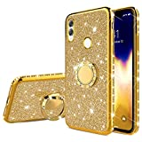 Surakey Compatible with Huawei Honor 8X Case Bling