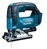 Makita DJV182Z Cordless Brushless Jigsaw (Body Only), 18 V
