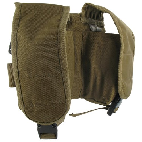 Pro-Force Goutte jambe Mag Poche Coyote