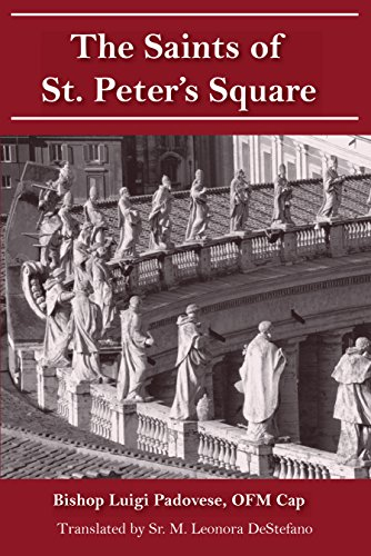 The Saints of St. Peter's Square (English Edition)