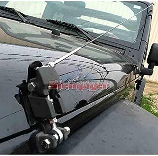 Jeep Wrangler Seat Riser Kit