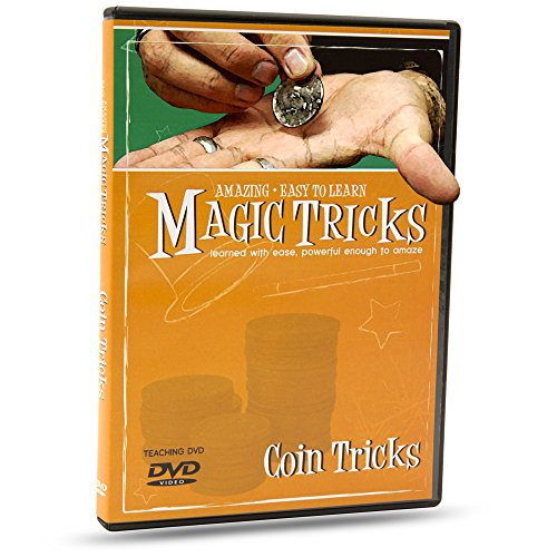 Coin Tricks You Can Master - Instructional Magic Training