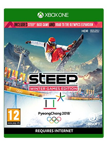 Steep Road To The Olympics - Xbox One [Importación inglesa]