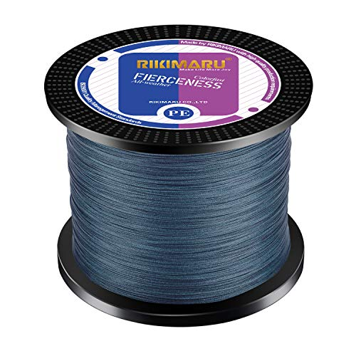 Braided Fishing Line Abrasion Resistant Superline Zero Stretch&Low...