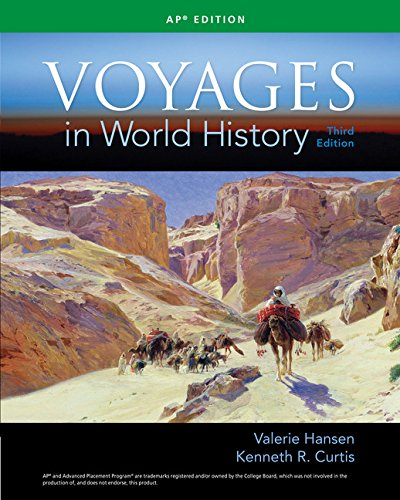 Price comparison product image Voyages in World History