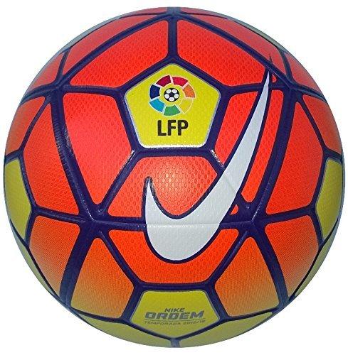 Nike Ordem 3 - Pallone da Calcio Primera Division 2015-2016, Taglia 5