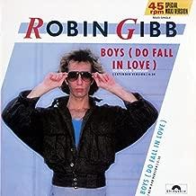 Robin Gibb Boys Do Fall In Love/ 1984 /12 Inch Maxi Single Limited Ed