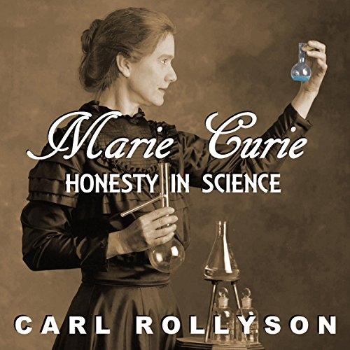 Marie Curie audiobook cover art