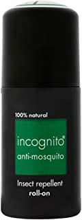 (4 PACK) - Incognito Anti Mosquito Roll On | 50ml | 4 PACK - SUPER SAVER - SAVE MONEY