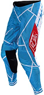 Troy Lee Designs Men's Off-Road Motocross Motorcycle SE Air Metric Pants (Ocean, 36)