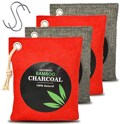 Up to 199 sq ft Home Charcoal Air Purifiers