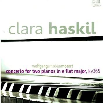Mozart: Concerto for Two Pianos in E-Flat Major, KV365