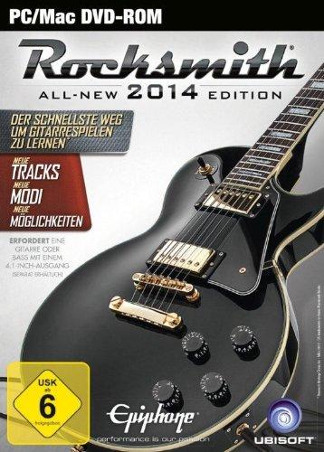 Rocksmith 2014 (mit Kabel) - [PC]