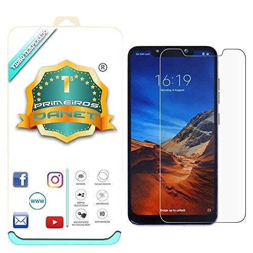 Película De Vidro Temperado Para Xiaomi Pocophone F1 Tela 6.18 - Danet Proteção De Tela