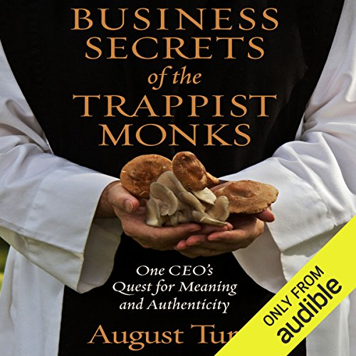 Business Secrets of the Trappist Monks audiobook cover art