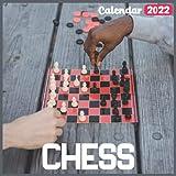 Chess Calendar 2022: Official Chess Calendar 2022, 18 Month Photo of Chess calendar 2022, Mini Calendar