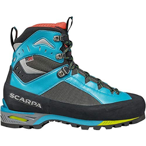 SCARPA Charmoz Mountaineering Boot - Women's Shark/Maldive, 41.0