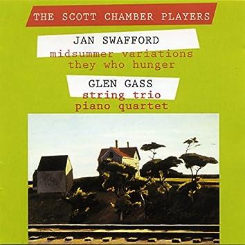 Jan Swafford & Glenn Gass: Chamber Works