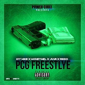 PCG Freestyle (feat. Moneymel, Icymike & Rikko)