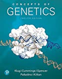 Concepts of Genetics Plus Mastering Genetics with Pearson eText -- Access Card Package (12th Edition) (What's New in Genetics)