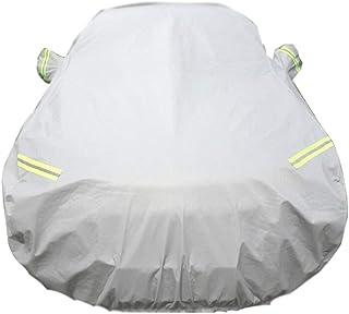 KTYXDE Sun Protection Rain Visor Cover for A6L Q3 Q5 A3 A4L A8L Car Cover (Color : Audi A6L)