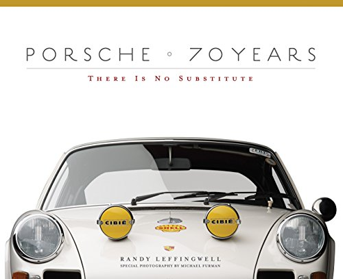 Price comparison product image Porsche 70 Years: There Is No Substitute