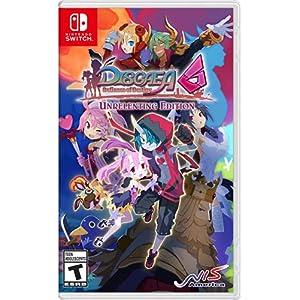 Disgaea 6: Defiance of Destiny: Unrelenting Edition - Nintendo Switch